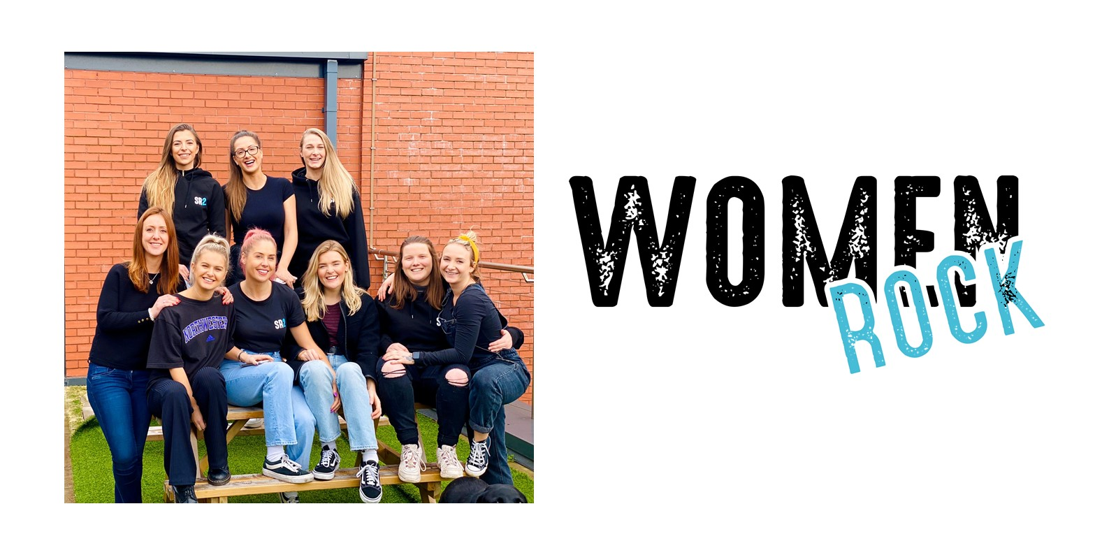 Strength Lies In Differences. Not Similarities. Women Rock 2019
