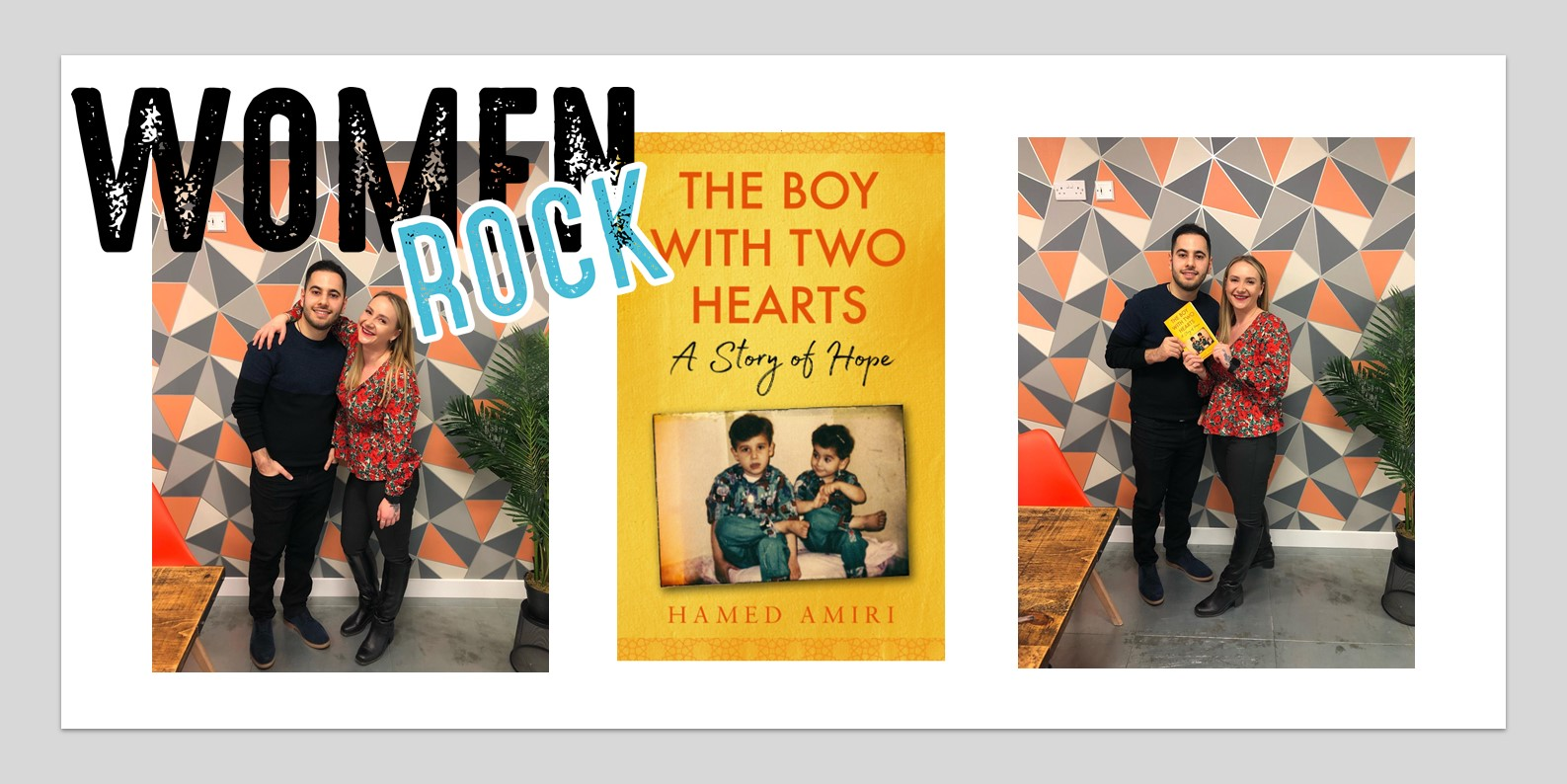 A Boy With Two Hearts – An Interview With Hamed Amiri