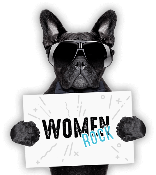 Women Rock Dog